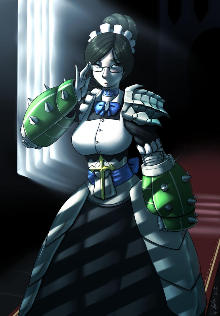 Yuri Alpha by Marauder6272