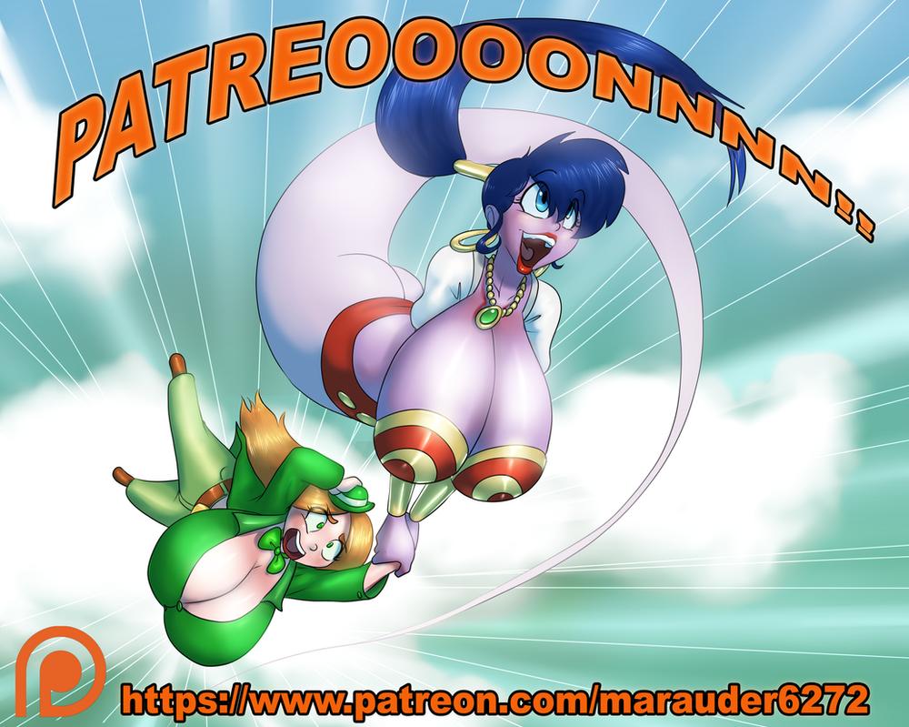 PATREON GO by Marauder6272