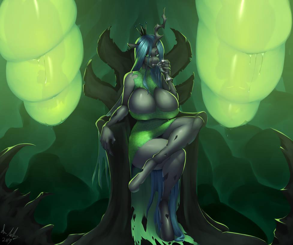 Queen of Desire by Marauder6272