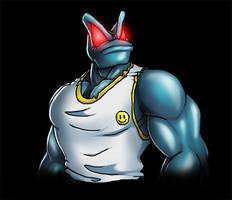 Tough Guy by Marauder6272