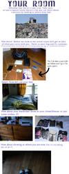 Room Meme by AzureVampire