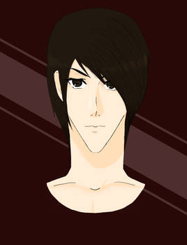 Katsurou colored version