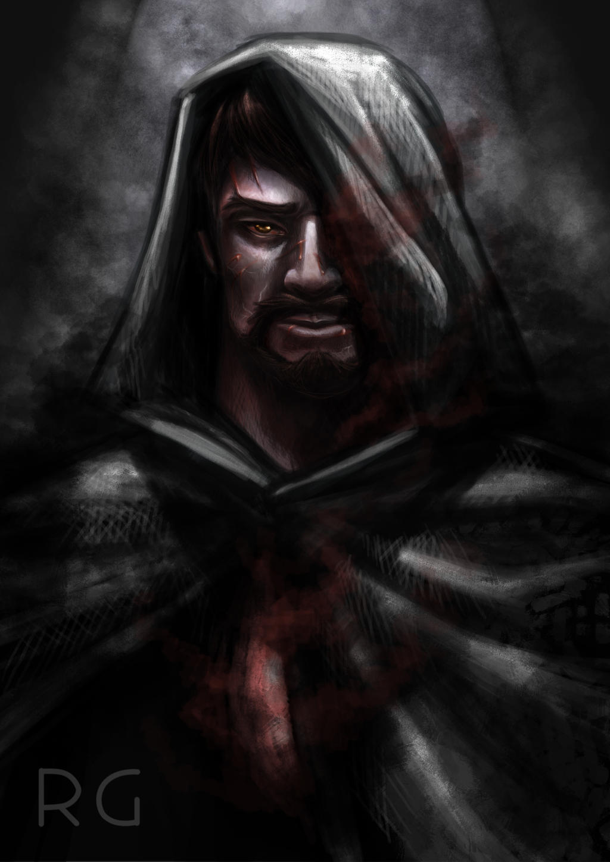 Overwatch - Reaper (Gabriel Reyes) by Reason-Games on DeviantArt