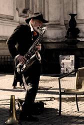 Saxophone by atiratha