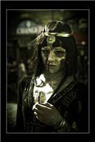 Zombie Cleopatra by atiratha