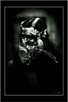 Yet another gas mask zombie by atiratha