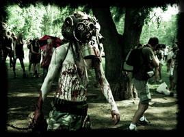 ZW PRG 2011 - Gas Mask Zombie by atiratha