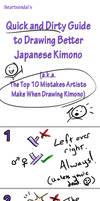 Tutorial: Draw Better Kimono