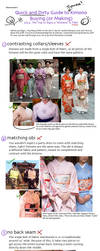 Tutorial: Real or Fake Kimono? by iheartsendai
