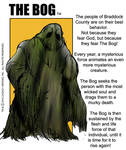 The Bog- bio