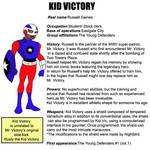Kid Victory-bio