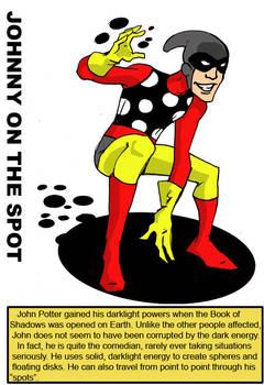 Johnny On The Spot -bio