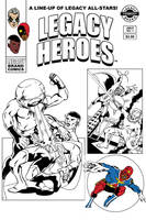 Legacy Heroes 1-cover concept by LegacyHeroComics