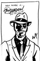 Sam Shade is... by LegacyHeroComics