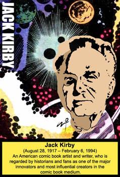 A Kosmic Kirby Kollage