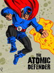 Atomic Defender by Jay Piscopo