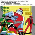 Santa's Squad -concept