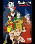 Dracula Versus -(after Alex Bowman aka Lordwormm)