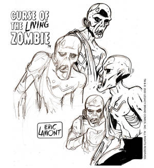 Zombie Sketchie