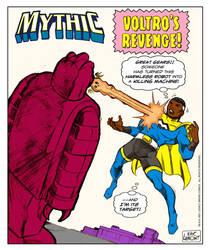 Mythic - Voltro's Revenge