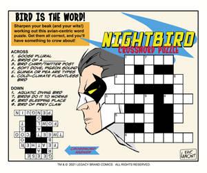 CrossBIRD Puzzle