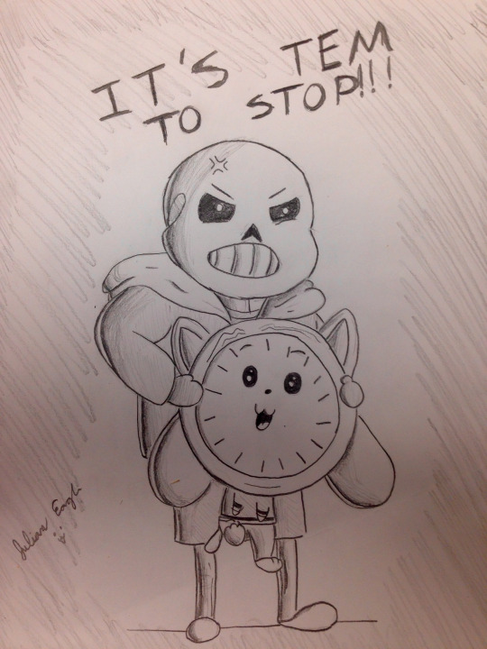 Its Tem To Stop!!! by JulianOrts