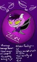 Zen (Doodle OC)