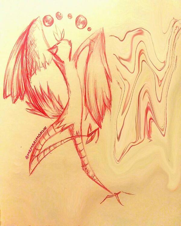 Fowl Dancing by JulianOrts