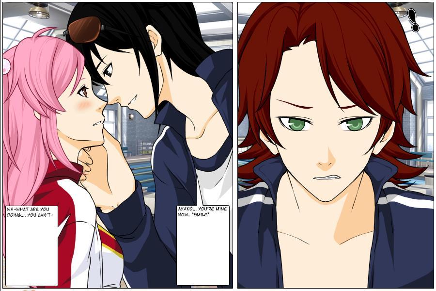 Hayato's Jealous by JeanUchiha18