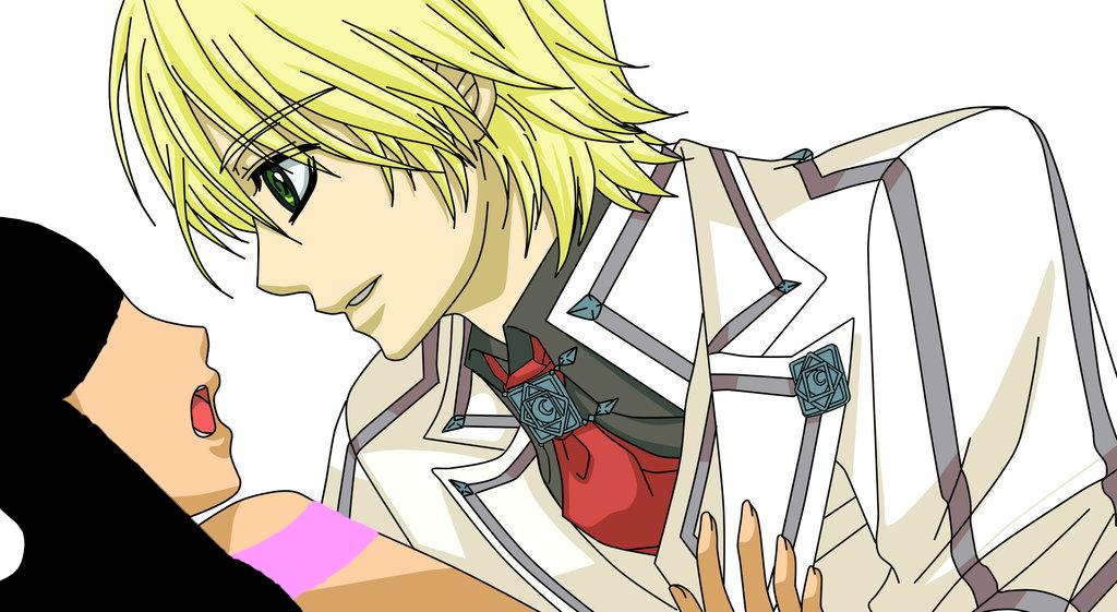 Kyaa! I-Ichijou!! by JeanUchiha18