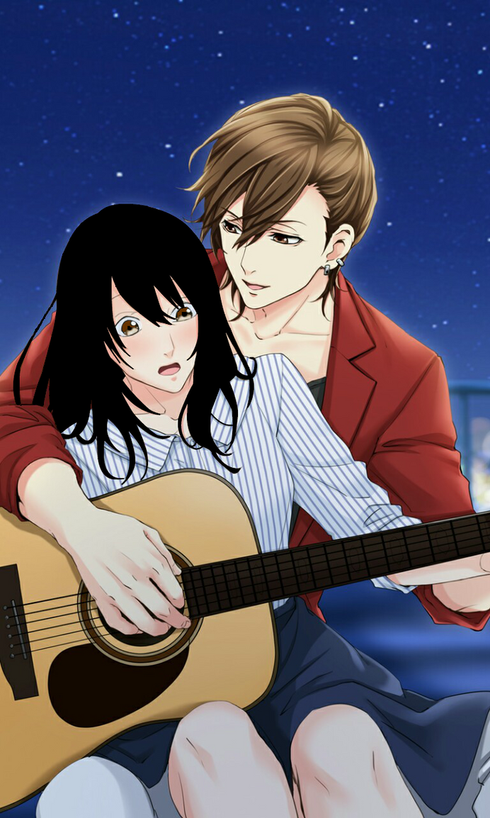 Akari and Kyohei #5 by JeanUchiha18