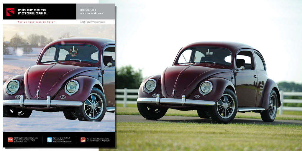 Christmas '12 Cover for VW catalog by bierman3 on DeviantArt