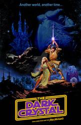 Dark Crystal and Star Wars Mash Up