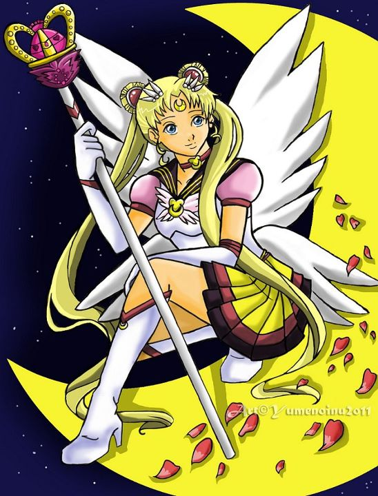 :Sailor Moon: Gaurdian of The Moon by TheYumeNoInu
