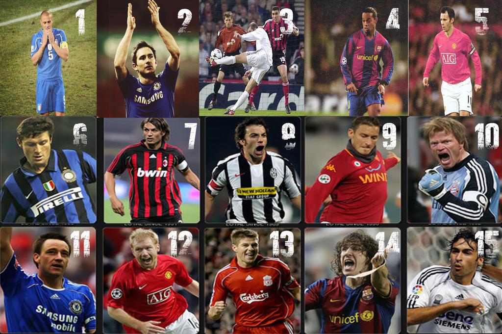 Football Legend...