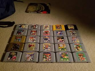 25 of my favorite N64 Titles by xSxPxAxMx
