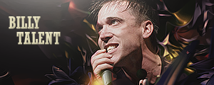 Billy Talent III by mYracoon