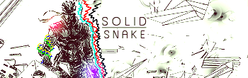 Solid Snake by mYracoon