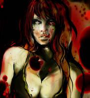 Zombie bomb by Lucahjin