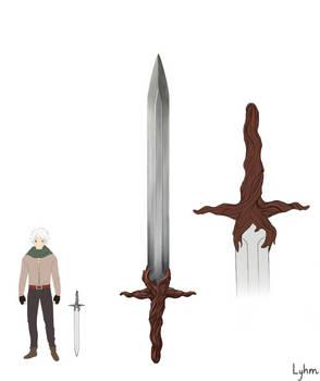 First sword concept art