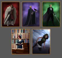 TwilightStar: Heart of Eir Cards