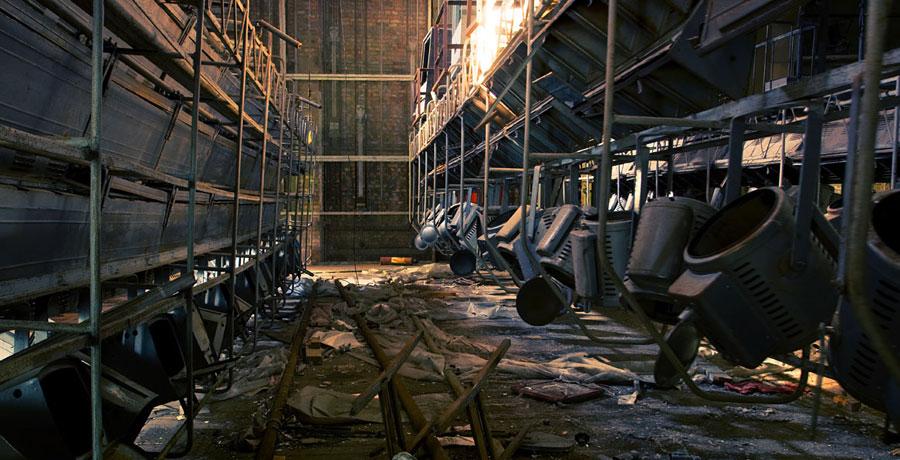 chernobyl 24 by silvandiepen