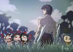 Zuko and the fan girls