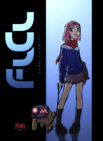 Mamimi from FLCL by Michael-Chang