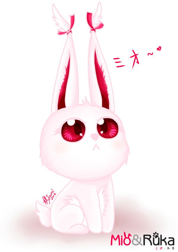 Mio the Rabbit by Ejunmi