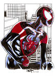 Sketch Ultimate Spiderman
