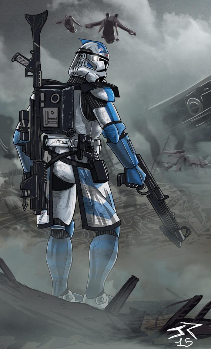 Arc Trooper Fives By Jonathanpiccini Jp On Deviantart
