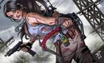 Tomb Raider To Colors Fuinur Croft