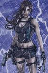 Lara Croft Underworld