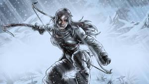Rise of the tomb raider Lara Croft by JonathanPiccini-JP